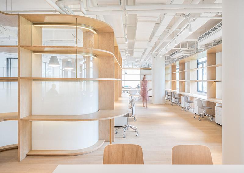 NIO Brand Creative Studio Magnificent Interior Design Shanghai Creative