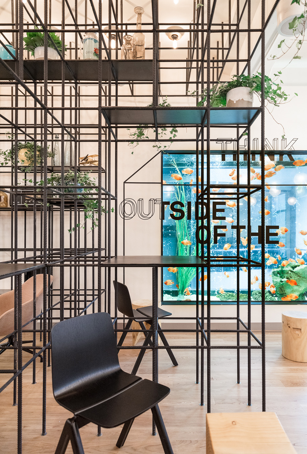 Line House Located In London: WeWork